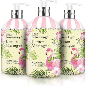 Beauticology Lemon Meringue hand wash