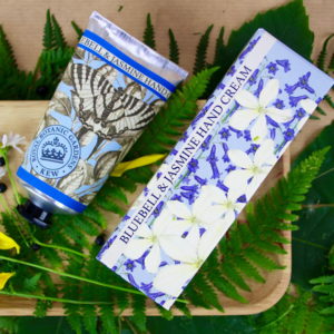 Bluebell and Jasmine Kew Gardens Hand Cream