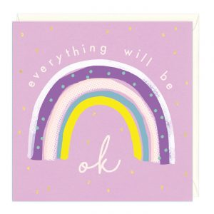 Everything will be ok – card