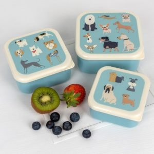 Best In Show – Snack box set of 3
