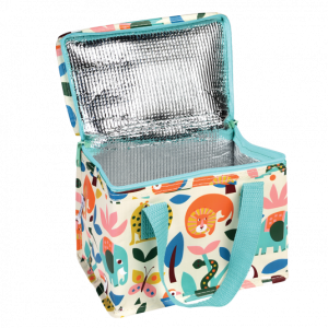 Wild Wonders Insulated Lunch Bag