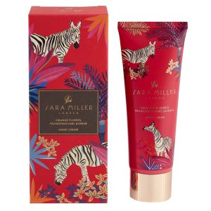 Sara Miller London Orange Flower, Frangipani & Jasmine Hand Cream
