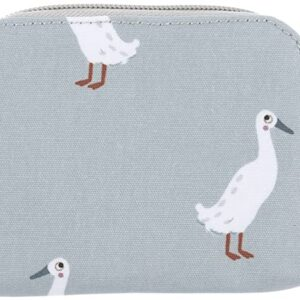 Sophie Allport Oilcloth coin Purse – duck