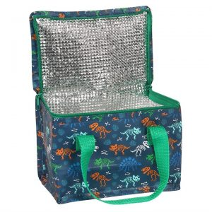 Dinosaur lunch bag – recycled plastic