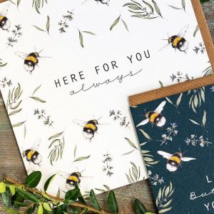 Here For You Always (card)