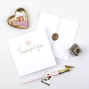 Thinking Of You – card
