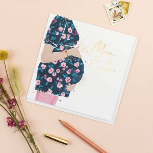 Mum To Be – card