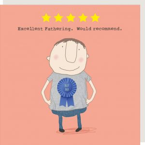 Excellent Fathering – card