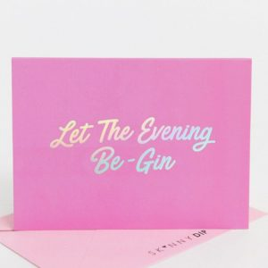 Boozy all occasion card pack of 6