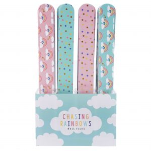 Chasing Rainbows Nail Files (4 designs)
