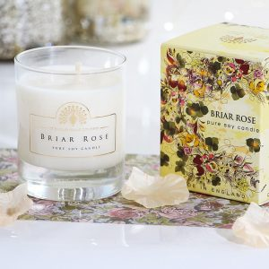 Briar Rose Soy Candle
