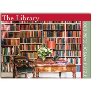 The Library – Jigsaw puzzle (1000 pieces)